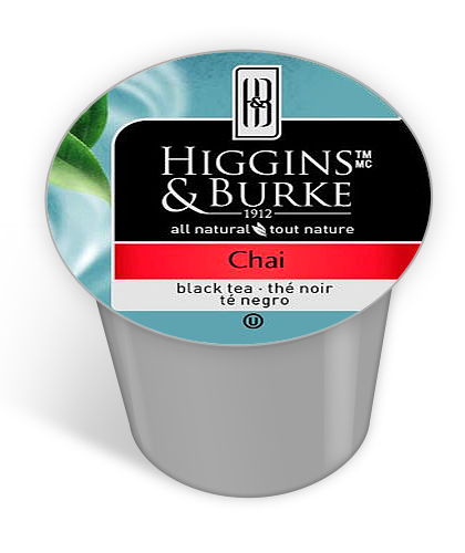 Higgins Burke Chai Tea from Tidewater Coffee