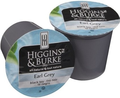 Higgins Burke Earl Grey