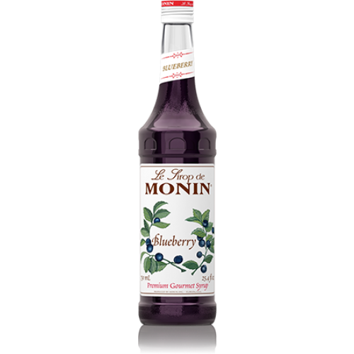 Monin Blueberry Syrup - Tidewater Coffee