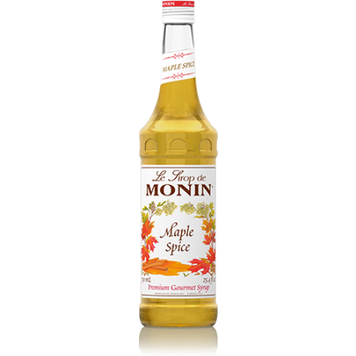 shop shop shop specialty products monin syrups monin maple spice syrup