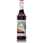 Monin Syrup Blueberry Pie