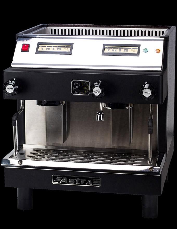 astra espresso machine manual