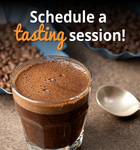 schedule a tasting