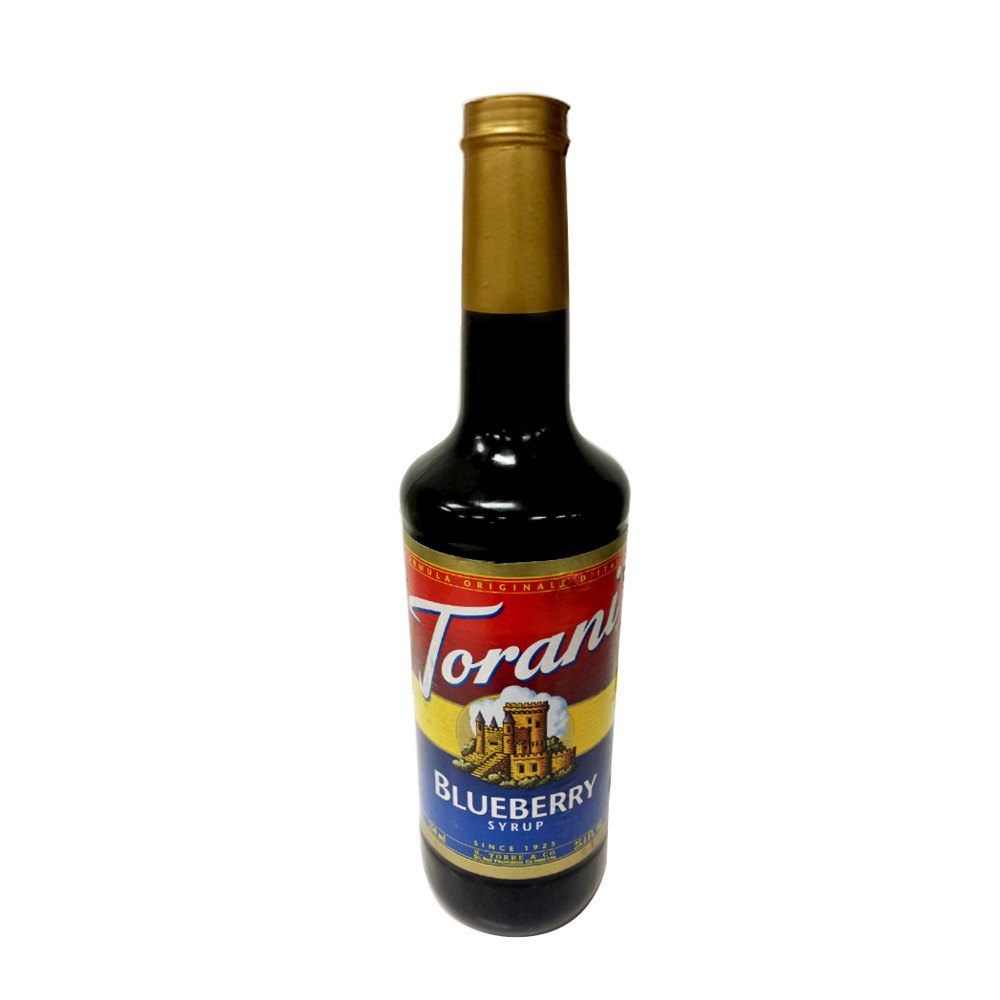 Buy Torani Blueberry Syrup | Tidewater Coffee
