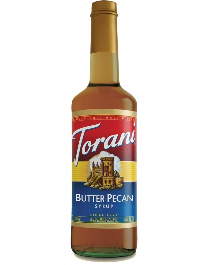 Buy Torani Butter Pecan from Tidewater Coffee