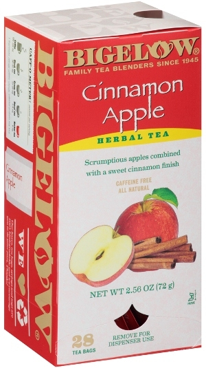 Cinnamon Apple from Bigelow Tea