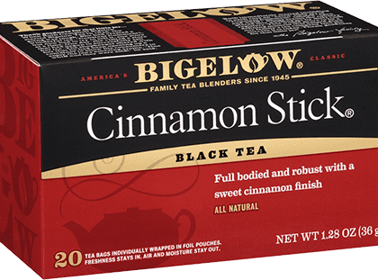 Buy Bigelow Cinnamon Stick from Tidewater Coffee