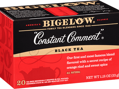 Buy Bigelow Constant Comment from Tidewater Coffee