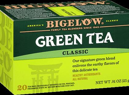 Buy Bigelow Green Tea Classic from Tidewater Coffee