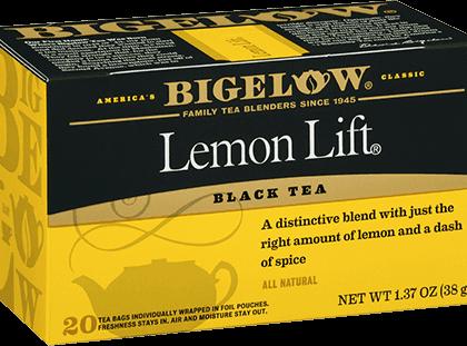 Buy Bigelow Lemon Lift from Tidewater Coffee