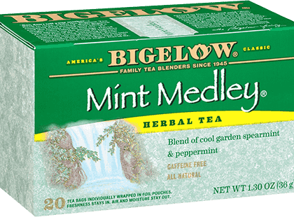Buy Bigelow Mint Medley from Tidewater Coffee