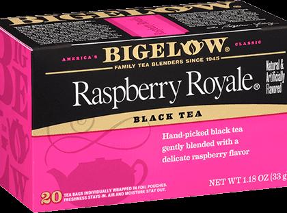 Buy Bigelow Raspberry Royal from Tidewater Coffee