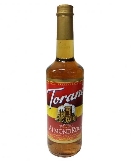 Buy Torani Almond Roca Syrup