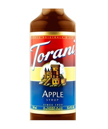 Buy Torani Apple Syrup from Tidewater Coffee