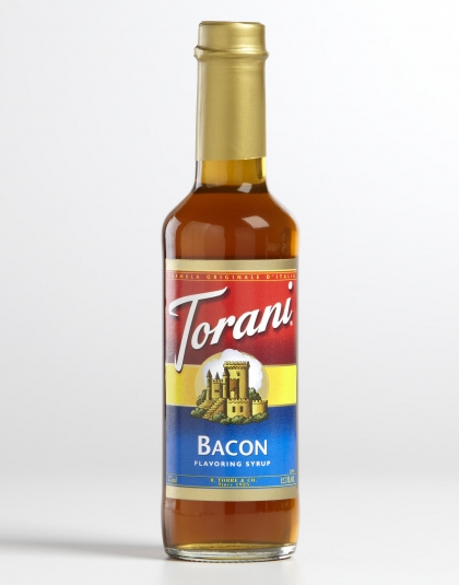 Buy Torani Bacon Syrup from Tidewater Coffee