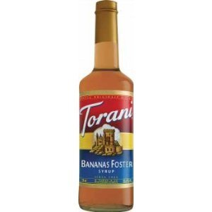 Buy Torani Bananas Foster from Tidewater Coffee