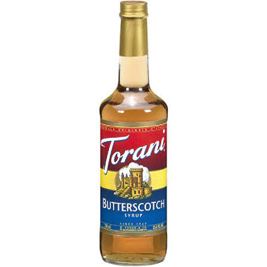 Buy Torani Butterscotch Syrup from Tidewater Coffee
