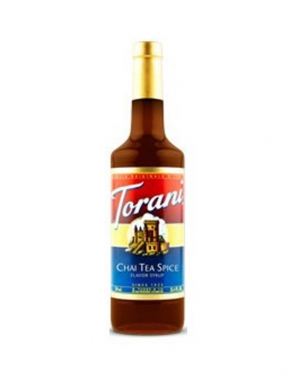Buy Torani Chai Tea Spice from Tidewater Coffee
