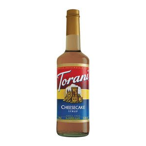 Buy Torani Cheesecake Syrup from Tidewater Coffee