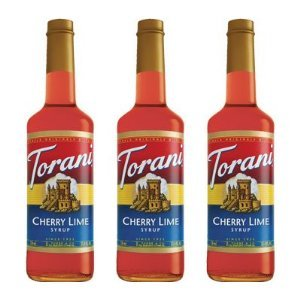 Buy Torani Cherry Lime Syrup from Tidewater Coffee