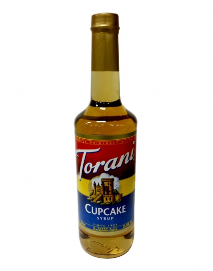 Buy Torani Cupcake Syrup from Tidewater Coffee